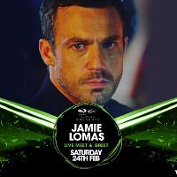 Jamie Lomas Live Meet & Greet
