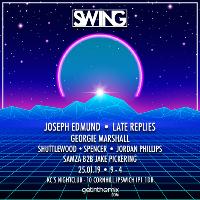 Swing W/ Joseph Edmund, Late Replies