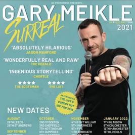 Gary Meikle 'Surreal'