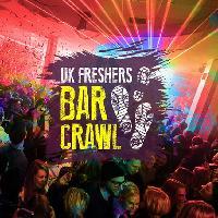 Bonkerz Freshers Bar Crawl - Nottingham