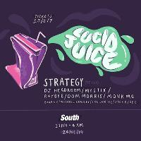 Lucid Juice presents Strategy + more