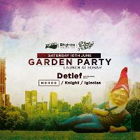 High Tide Garden Party feat. Detlef, Mongo & more