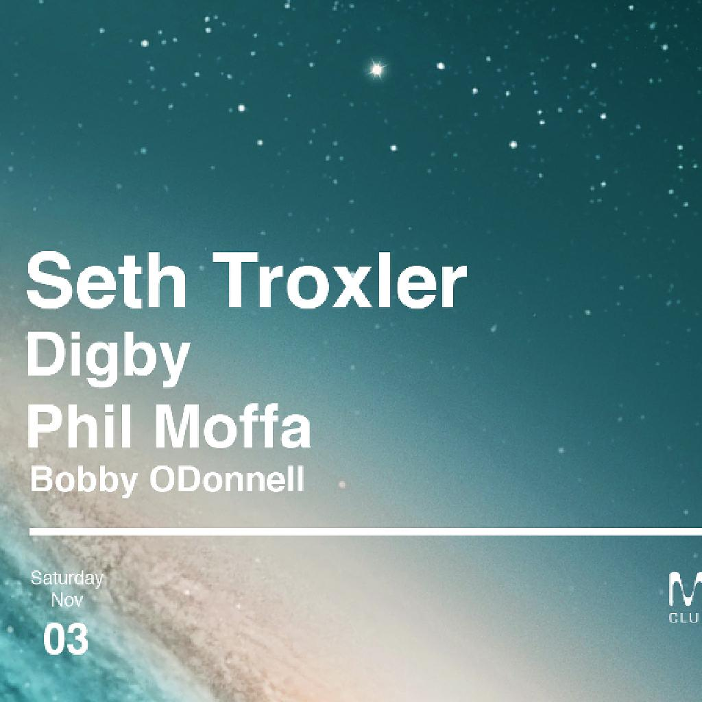 system. - November - Seth Troxler, Digby, Phil Moffa