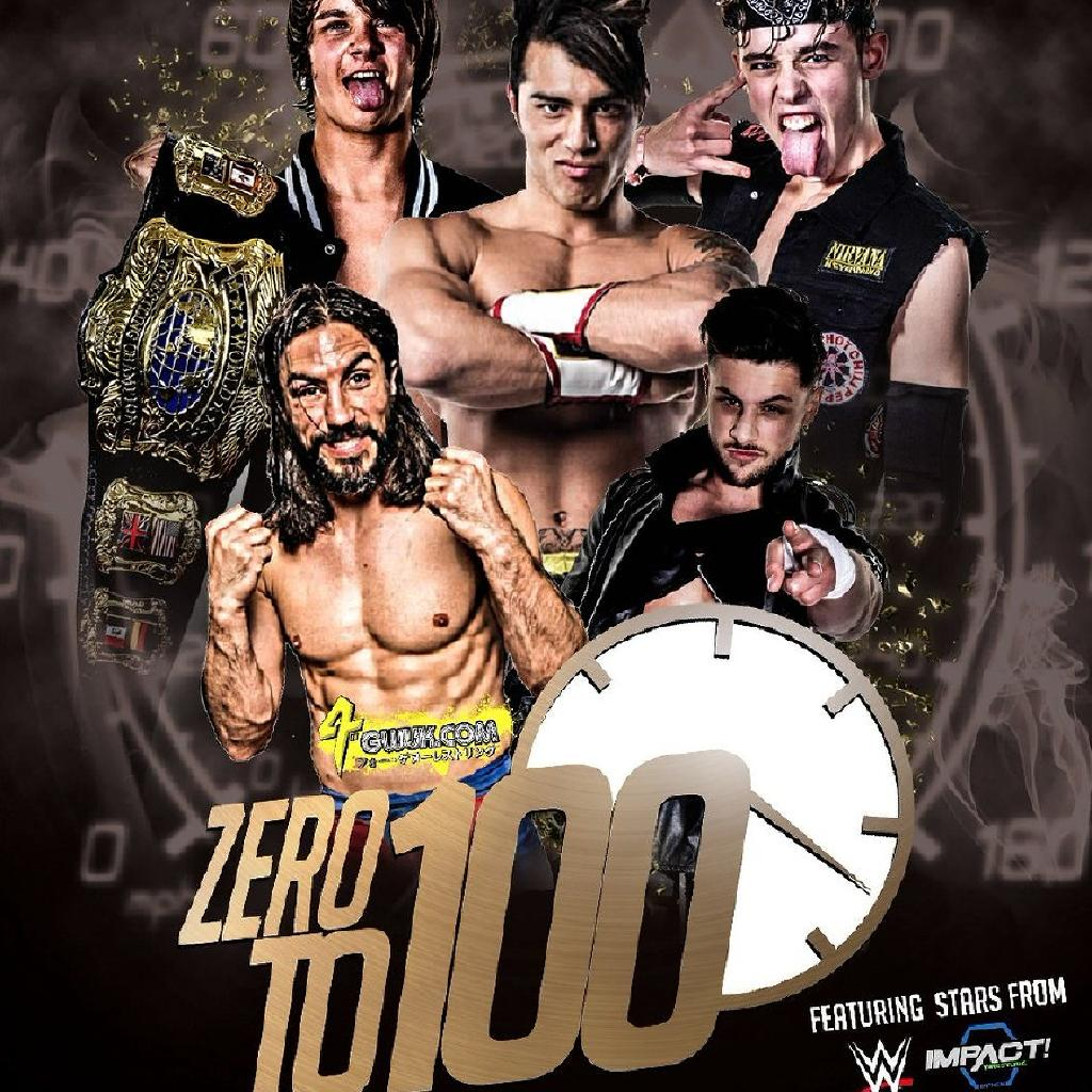 Wrestling - Zero To 100