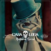 Casa Loca - HALLOWEEN
