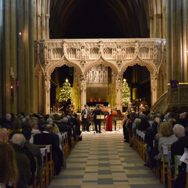 London Concertante: The Four Seasons by Candlelight in Bristol