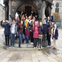 Aberdeen City Centre Walking Tour with Scot Free Tours