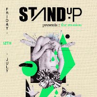 Stand UP presents: the reunion