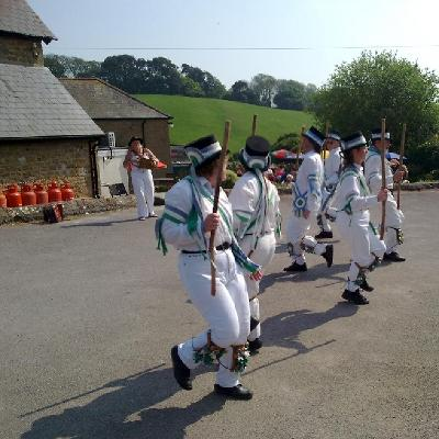 Frome Valley Morris dance group
