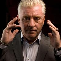 Derek Acorah. Love Life Laughter. Evening Show