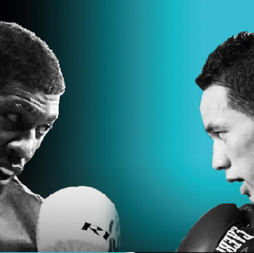 Anthony Joshua vs Joseph Parker​