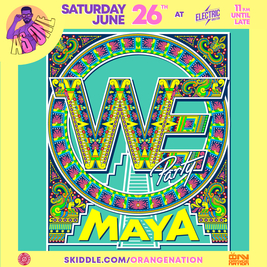 We Party - As One Festival Weekender