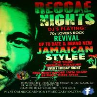 Wynford Reggae Night