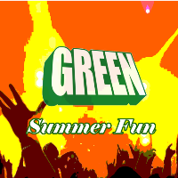 green summer fun