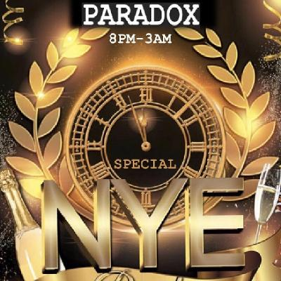 Paradox New Years Eve Party
