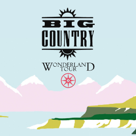 Big Country Tickets | Fiddlers Bristol  | Fri 4th December 2020 Lineup