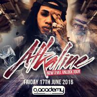 Akaline Live New Level Unlock Tour