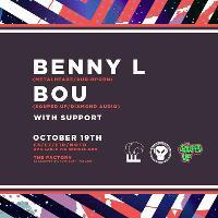 Occult w/ Benny L - Bou