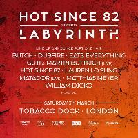 Hot Since 82 Presents Labrinth