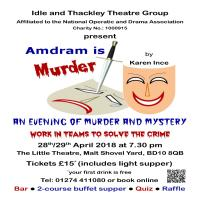Amdram is Murder
