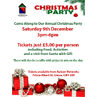 Autism Networks Christmas Party