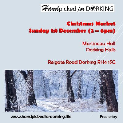 HandPICKED for Dorking - Christmas Market