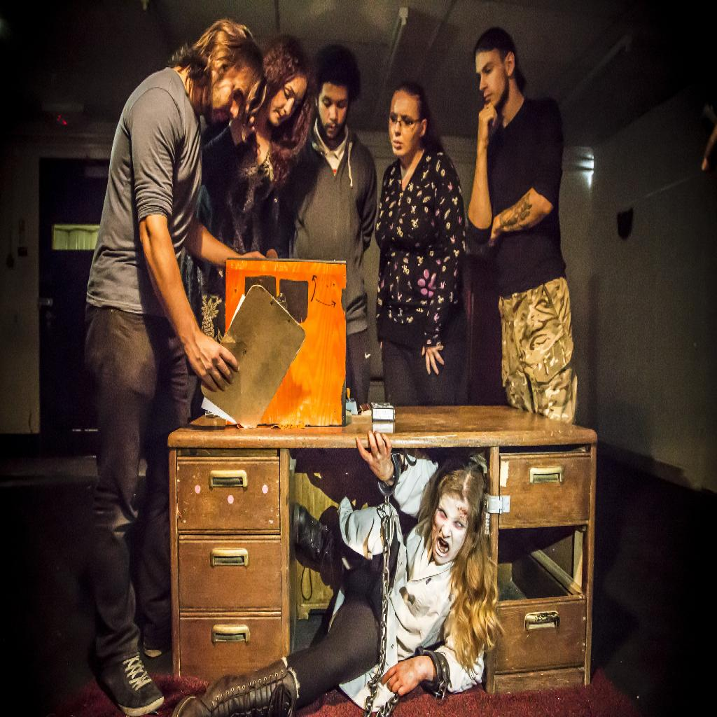 Room Escape Zombie Escape London