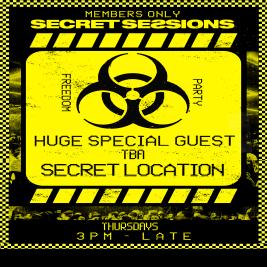 Secret Sessions Ibiza