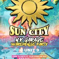 Sun City UK Garage Warehouse Party