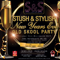 STUSH & STYLISH NEW YEARS EVE OLD SKOOL PARTY