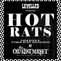 Hot Rats at the Old Kent Market