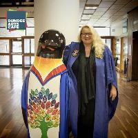 Dundee Arts Café: Penguins - Public Art on Parade
