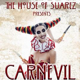 The House of Suarez CARNEVIL Vogue Ball 2020 Tickets | The Black E Liverpool  | Sat 24th October 2020 Lineup