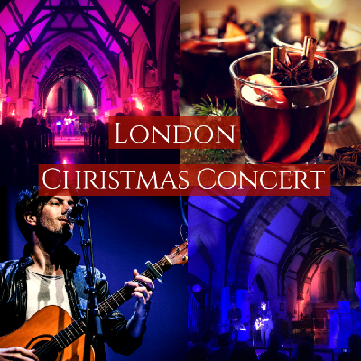 Alistair Griffin - Christmas Concert - London