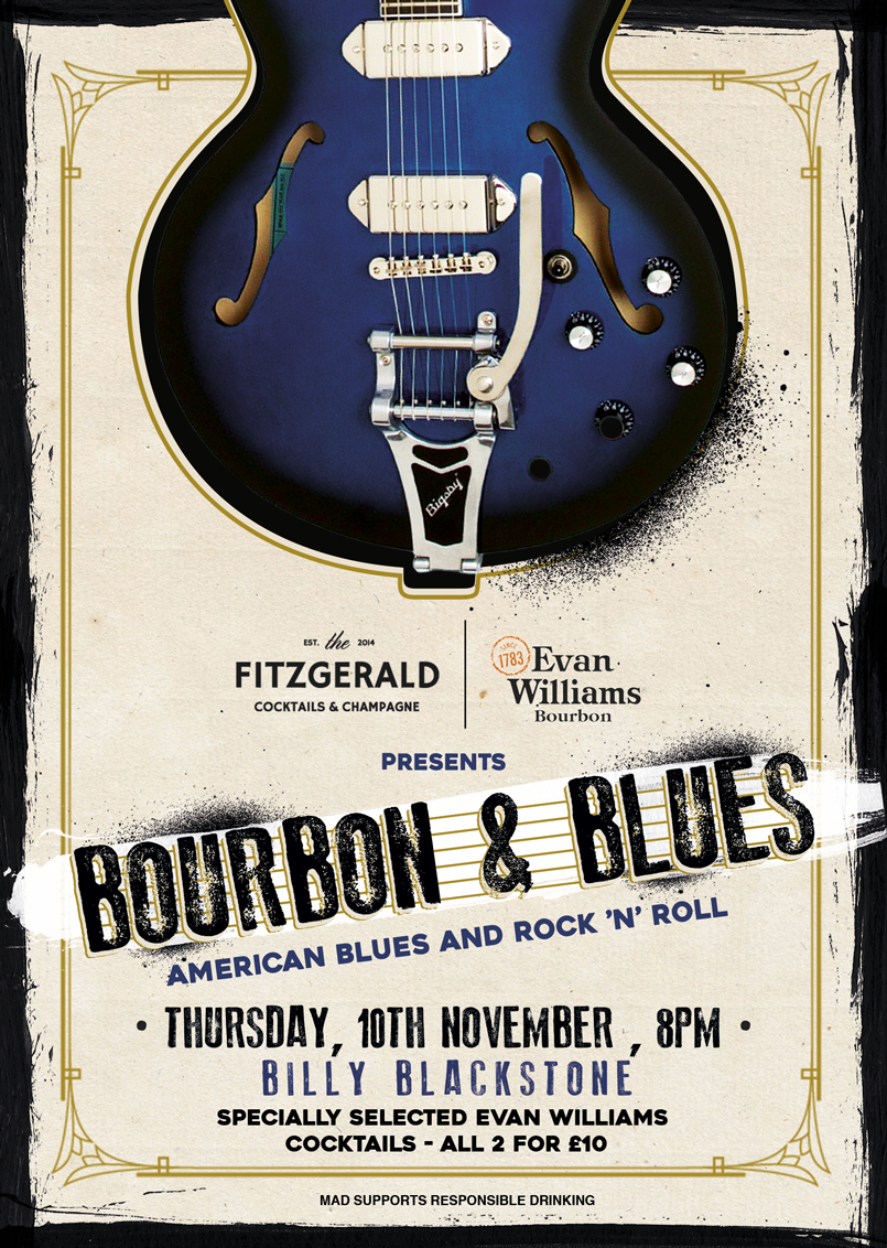 Bourbon Blues With Billy Blackstone The Fitzgerald