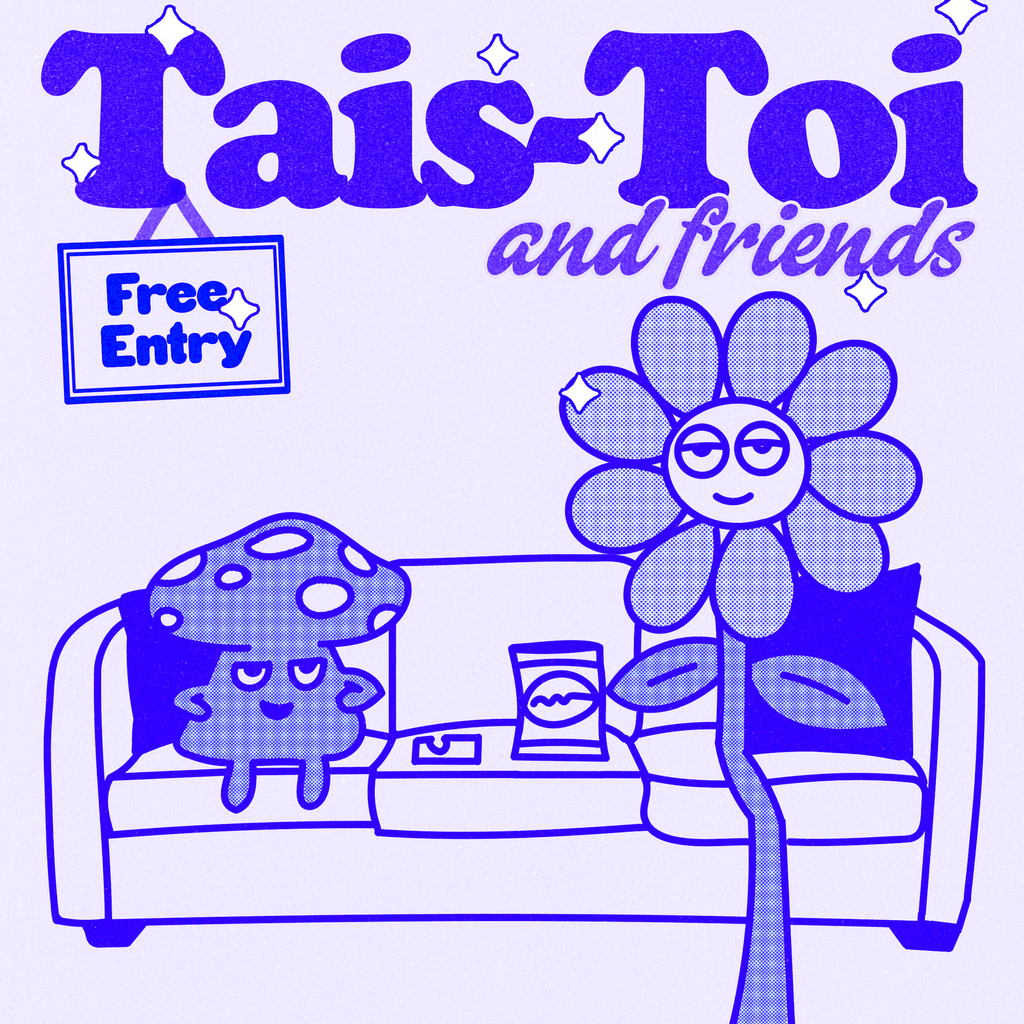Tais-Toi and Friends : Freshers at Broadcast