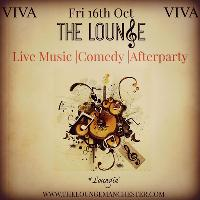 THE LAUNCH OF 'THE LOUNGE'