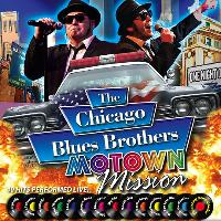 The Chicago Blues Brothers – Motown MissionBOOK NOW