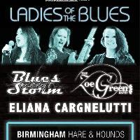 LADIES OF THE BLUES w/ Lee, Zoe & Eliana