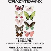 Crazy Town w/ Special Guests | Rebellion, Manchester - 22/10/17