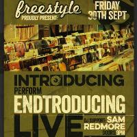 Freestyle Present Introducing Live Play DJ Shadow