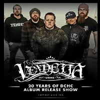 Vendetta 20th Anniversary Album release celebration show