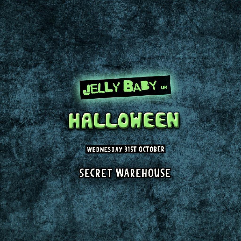 JellyBaby Halloween Special