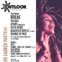 OUTLOOK FESTIVAL 2015 BEDFORD LAUNCH PARTY IN ASSOCIATION WITH S