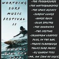Worthing surf music festival