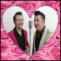 valentines party with frankie dean and delvis elvis