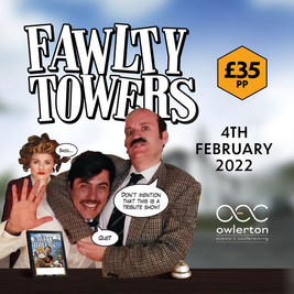 Fawlty Towers Ultimate Dining Experience