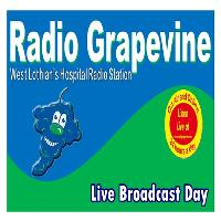 Radiograpevine Live Broadcast and Live music day.