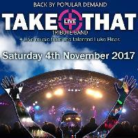Take That LIVE Tribute Band - Coronation Hall, Boroughbridge
