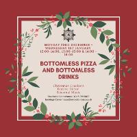 Pizza and Prosecco Festive Special